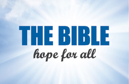 The Bible: Hope for all